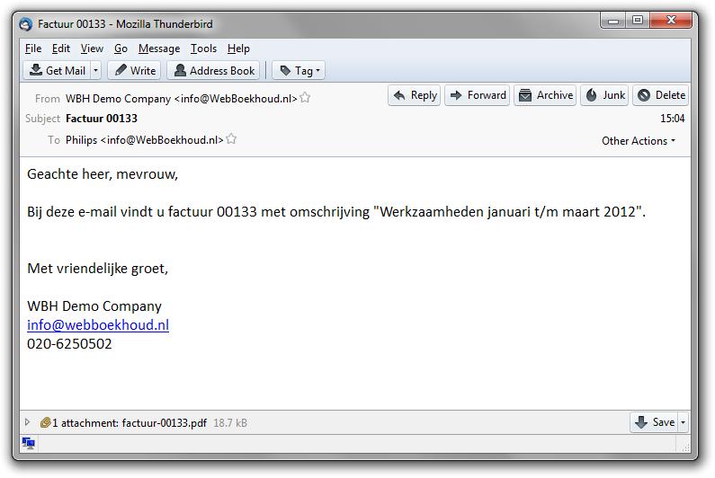 Online boekhouden met WebBoekhoud, ideaal voor MKB en ZZPer